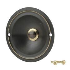 Friedland Metall-Klingeltaster E64 - messing brüniert