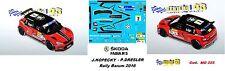 SKODA FABIA  R5  - KOPECKY - Rally BARUM 2016
