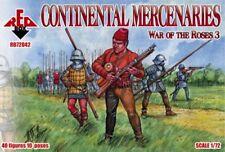 Red Box 1/72 Continental Mercenaries War of the Roses 3 # 72042