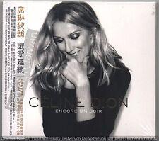 Celine Dion: Encore un soir (2016) CD OBI TAIWAN