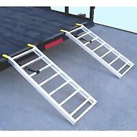 Great Day Inc LL16445 Trailer Ramps 2000 lb capacity