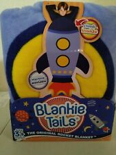 Blankie Tails the Original Rocket Blanket for ages 3+ fits kid up to five feet