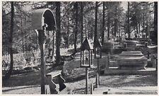 D2916 Cimitero delle Tofane a Pocol - Stampa d'epoca - 1922 vintage print
