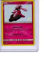 POKEMON HIDDEN FATES DIANCIE SV36/SV94 SHINY RARE NM/MINT CARD CCG