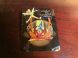 Disney Fantasia Mickey Happiest Pin Celebration Artist Choice Spinner LE 1000 Pi