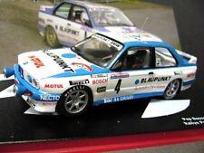 BMW M3 E30 Rallye Bassas Blaupunkt Spain #4 SP IXO Altaya 1:43