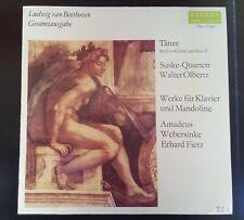 Ludwig van Beethoven Gesamtausgabe Suske-Quartett, Walter Olbertz, Amadeus