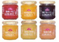 Topvalu, Sugar-free Fruits Jam, 7 kinds, 180g, Japan