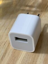 Original - Apple 5W USB Power Adapter Charger For iPhone XS Max X 8 7 Plus