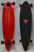 Landyachtz Totem Blaze Skate Board Complete - Long Board