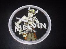 MELVIN BREWING wood 2X4 Hubert Wyoming STICKER decal craft beer brewery
