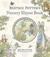 Beatrix Potter's Nursery Rhyme Book, Potter, Beatrix, Very Good Book