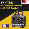 Flysky FS-CT6B 6CH 2.4G Transmitter with FS R6B Receiver For RC Helicopter