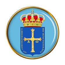 Asturias (Spain) Pin Badge
