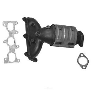 Exhaust Manifold with Integrated Catalytic Converter Front AP Exhaust 641327