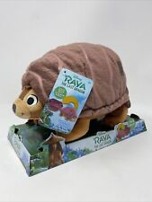 Disney RAYA and The Last Dragon Fold'n Roll Tuk Tuk Plush 2 in 1 Fold into Ball