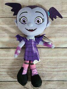 "Disney Junior Plush Vampirina Vee Hauntly Stuffed Doll 9"" New"