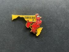 State Character Pins Maryland Sebastian Little Mermaid Disney Pin 14942