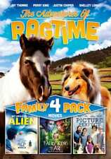 Family Pack (The Adventures of Ragtime / My Uncle: The Alien / The NEW DVD