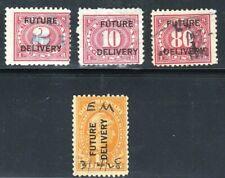RC1 // RC14, 1919-1934 Future Delivery revenues