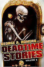 GEORGE A ROMERO PRESENTS DEADTIME STORIES - VOL. 1 NEW REGION 2 DVD