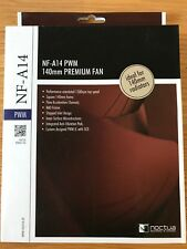 Noctua NF-A14 PWM 140mm PC case fan BOXED and EXCELLENT CONDITION