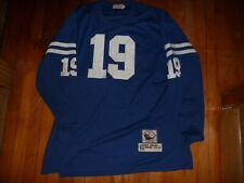 Johnny Unitas Baltimore Cots Mitchell & Ness 1970 Throwback Jersey Size 56
