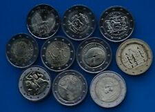 More details for 2 euro coins of lithuania 🇱🇹 2015 - 2020 new unc 2 Є coin of europe - lietuva
