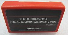 SNAP ON MT2500 MTG2500 2009 GLOBAL OBD2 EOBD CAN DOMESTIC ASIAN EURO CARTRIDGE