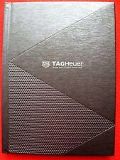 Tag Heuer - The Catalog 2015 - 2016. (117 Page Hardback) Excellent Condition.