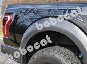 Raptor F150 Tail Carriage Side Sticker Decal For Ford F150 Raptor 17-19