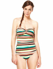 Marks and Spencer Striped Swimwear for Women