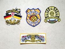 4 Stck. Aufnäher BVB Dortmund Borussia Dortmund ( Nr. S2123)