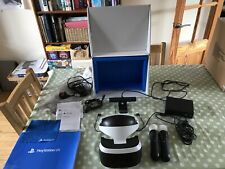 PS4 VR Bundle With Move Controllers