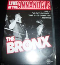 The Bronx Live At The Annandale (Australia All Region) DVD – Like New