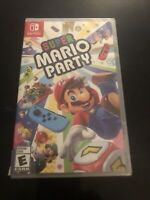 Super Mario Party - Nintendo Switch Sealed