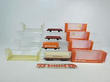 AZ251-1# 4x Primex/Märklin H0/AC Carro merci: 4538+4541+4554, NUOVO+conf. orig.