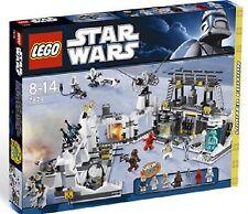 Lego Star Wars Hoth Echo Base (7879) *Retired* NEW SEALED - Han Solo, Luke, Leia