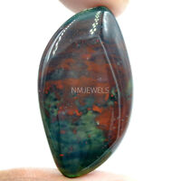 Cts. 29.75 Natural Bloodstone Cabochon Fancy Exclusive Loose Gemstone