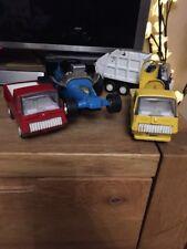 Vintage Metal Tonka Camiones y Wheeler Distribuidor X4 artículos VER FOTOS