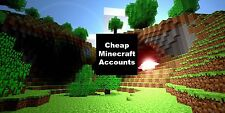 One Premium Minecraft Alt Account Client Access Account Fast Delivery