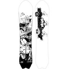 Burton x Phish Swallow Tail Fish Snowboard Deck 161cm