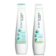 Matrix Biolage Volumebloom Shampoo + Conditioner 400 ml / Volumizzare