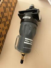 Atlas Copco Dd10 In Line 24 Cfm Coalescing Air Filter Assembly Water Separator