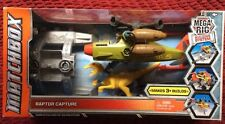 Matchbox Mega Rig Building System Raptor Capture NEW SEALED
