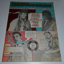 DISCOVERIES Music Mag - Jan,1991 - Jimmy McCracklin, Patti Page, Nino Tempo