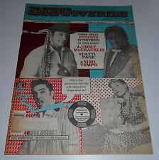 DISCOVERIES Music Mag - Jan,1991 - Jimmy McCracklin, Patti Page, Nino Tempo