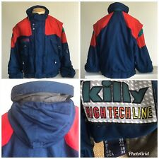 Vtg Men Killy French Ski Jacket sz 38 (M)