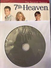 7th Heaven - Season 7, Disc 5 REPLACEMENT DISC (not full season)