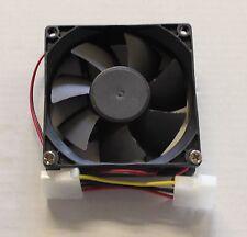 EVO Labs Desktop PC Case Fan 1600rpm 80mm